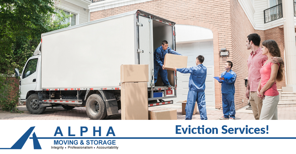 New Jersey Eviction Services Local Movers Alpha Moving