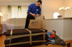 Alpha Moving and Storage Jersey City Services - Find all the relevant information you need in order to make correct moving and relocation decisions.