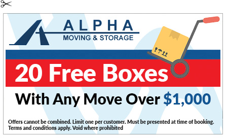 20 Free Boxes Coupon